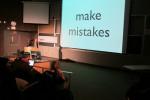 完璧主義者▶失敗を恐れる臆病者。Warren Buffettから学ぶ失敗の美学ということでこの3本の英語ブログ記事のご紹介です。